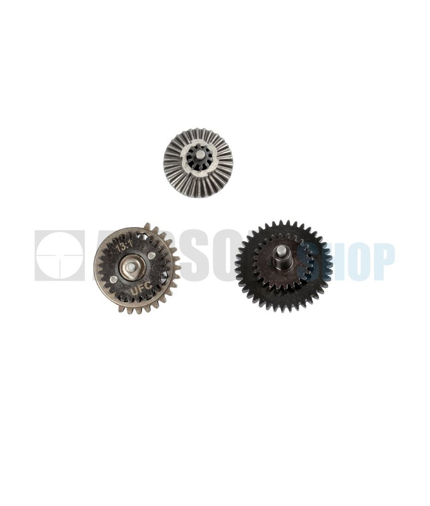 UFC 13:1 Super Hi-Speed Steel CNC Gear Set