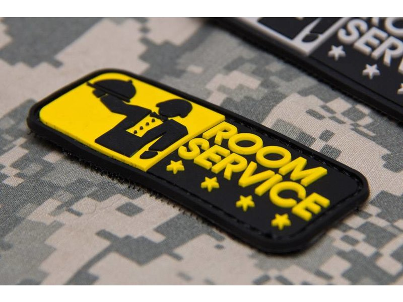 MIL-SPEC MONKEY Room Service Patch