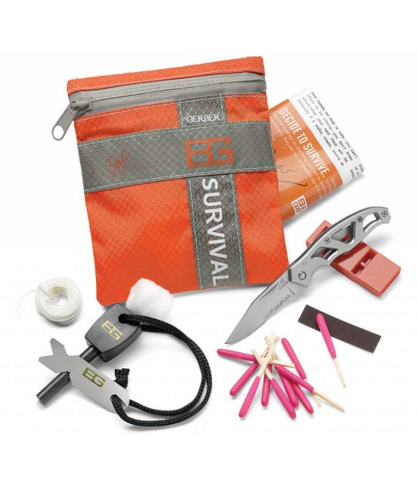 Gerber Basic Survival Kit