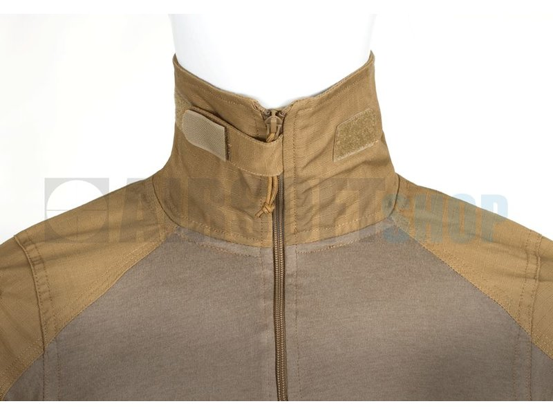 Claw Gear MK.II Combat Shirt (Coyote Brown)