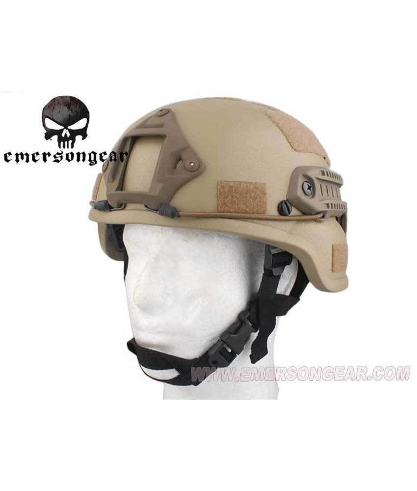 Emerson ACH MICH 2000 Helmet - Special Version (Tan)