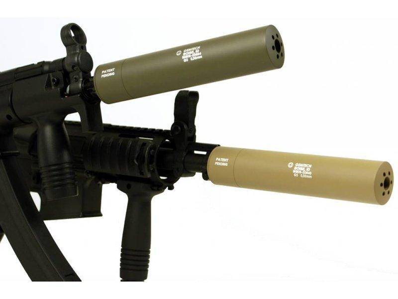 Madbull Gemtech G5 Silencer (Sand)