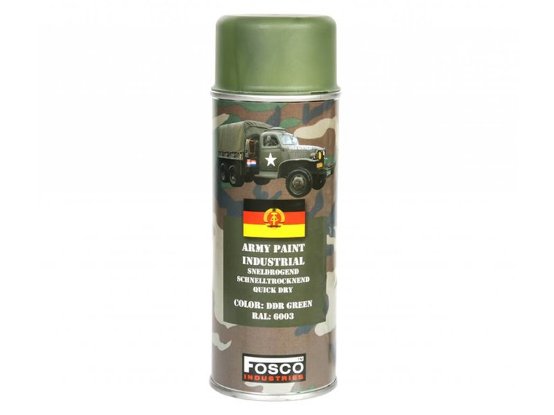 Fosco Spuitbus DDR Green 400ml