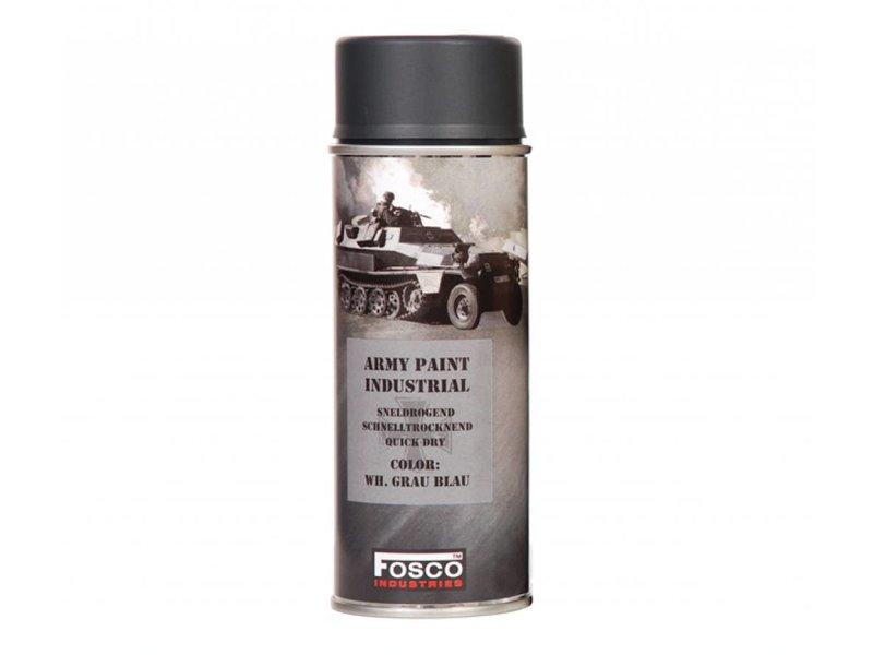 Fosco Spray Paint WH. Grau Blau 400ml