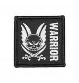 Warrior Velcro Patch (Black)
