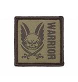 Warrior Velcro Patch (Dark Earth)
