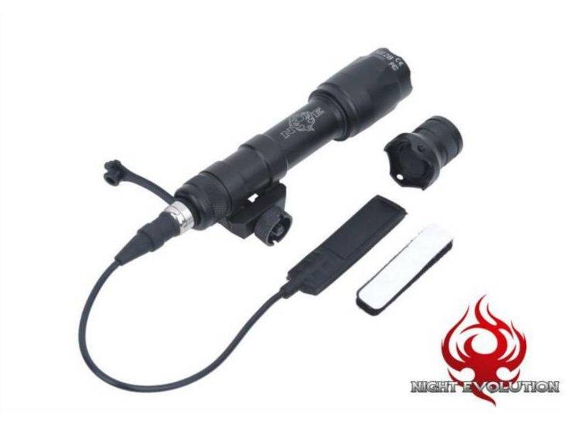Night Evolution M600C Scout Flashlight