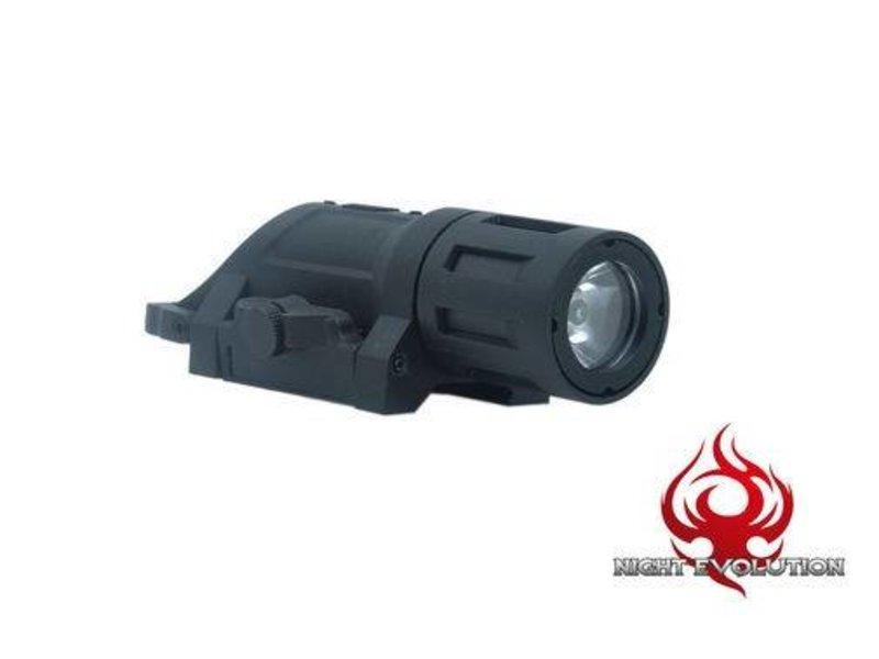 Night Evolution 04019 Helmet Light (Black)
