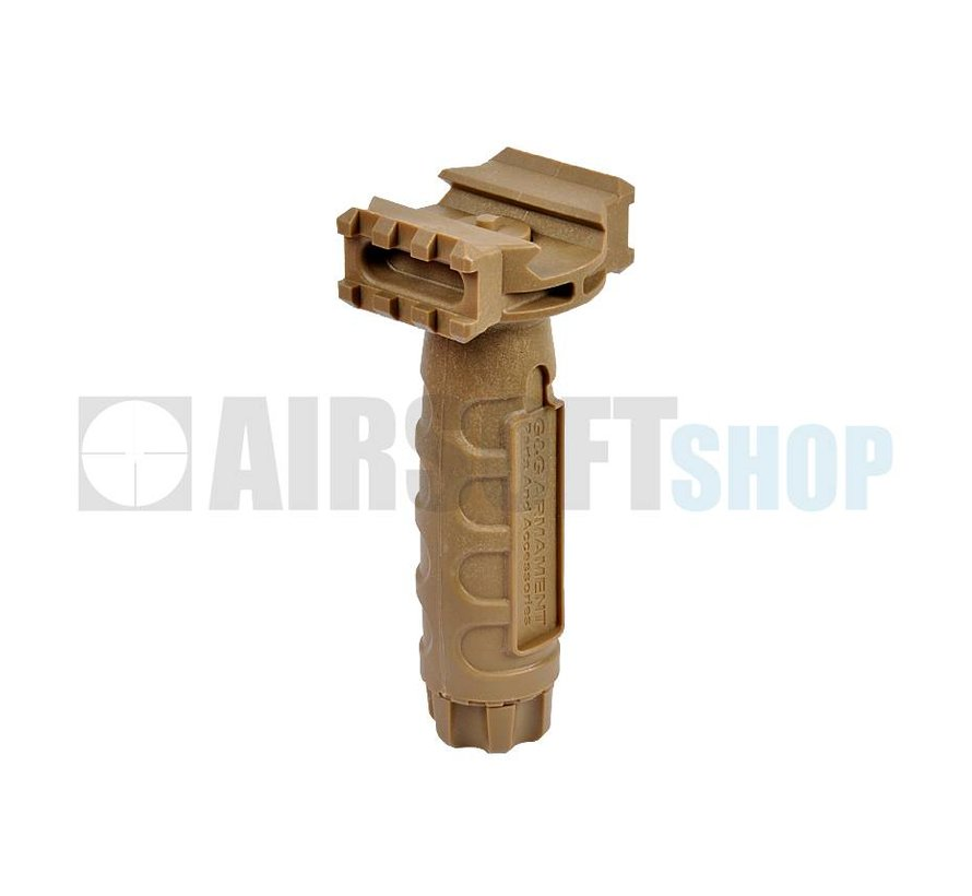 Railed Foregrip (Desert)