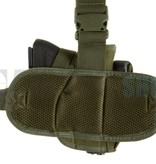 Invader Gear Dropleg Holster LEFT (Olive Drab)