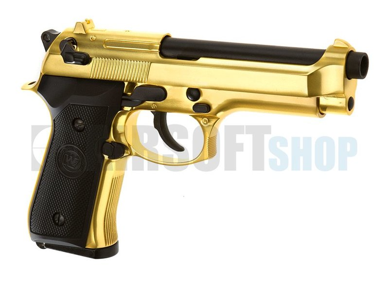 WE M9 Gold Edition GBB