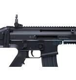 WE SCAR-L Black Open Bolt GBBR