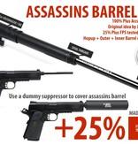 Madbull Assassins 235mm Barrel Set (1911)