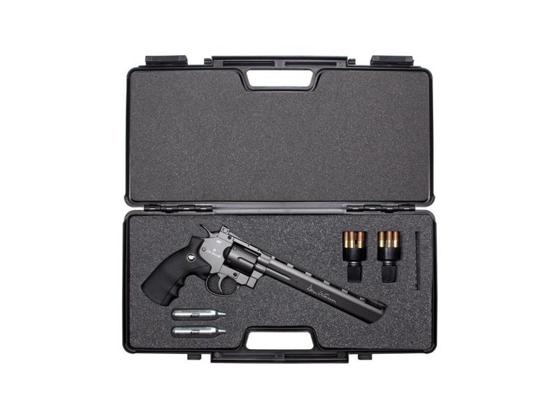 Strike Systems Revolver Case (Dan Wesson)
