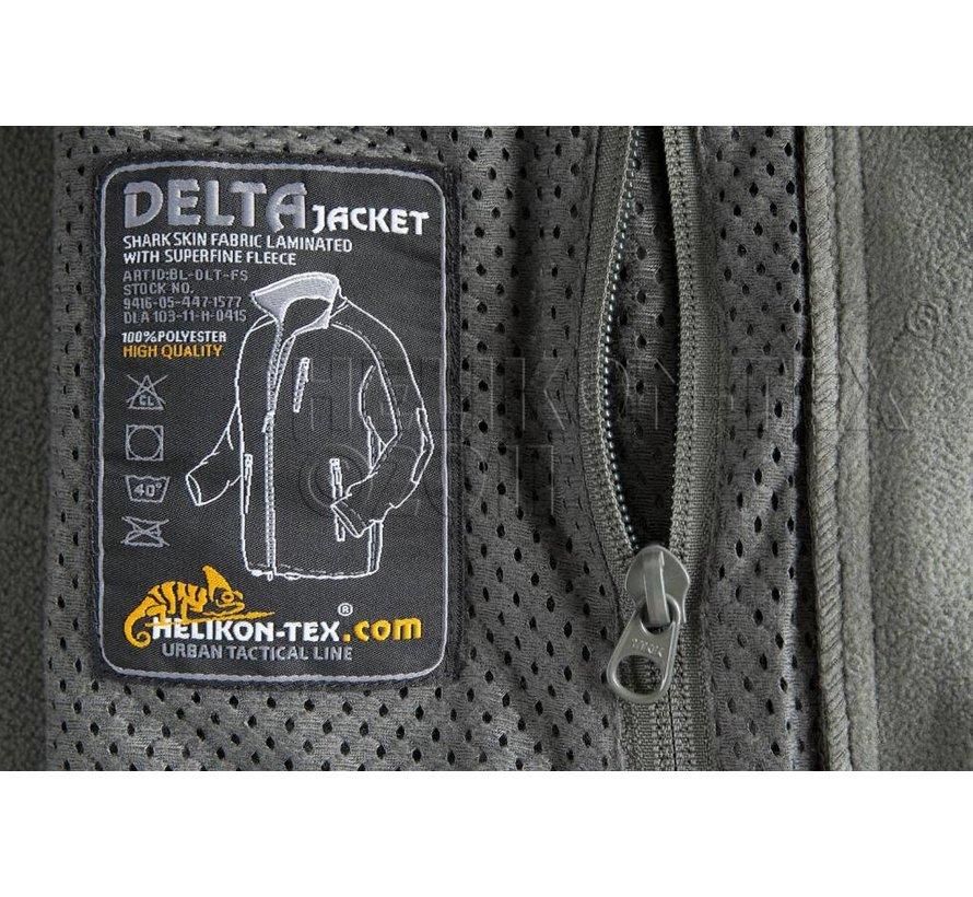 Delta Soft Shell Jacket (Foliage Green)