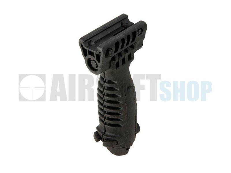 Battle Axe T-Pod Bipod Grip (Black)