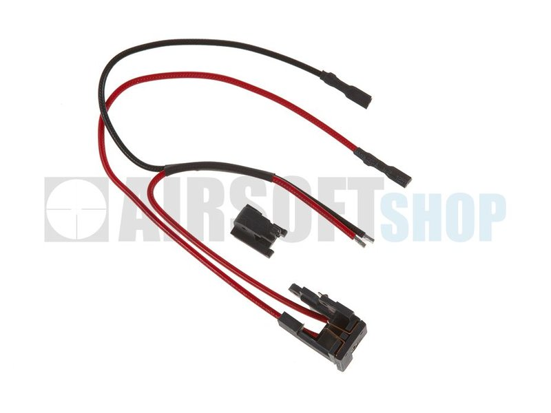 King Arms Switch + Wiring Set Rear V3