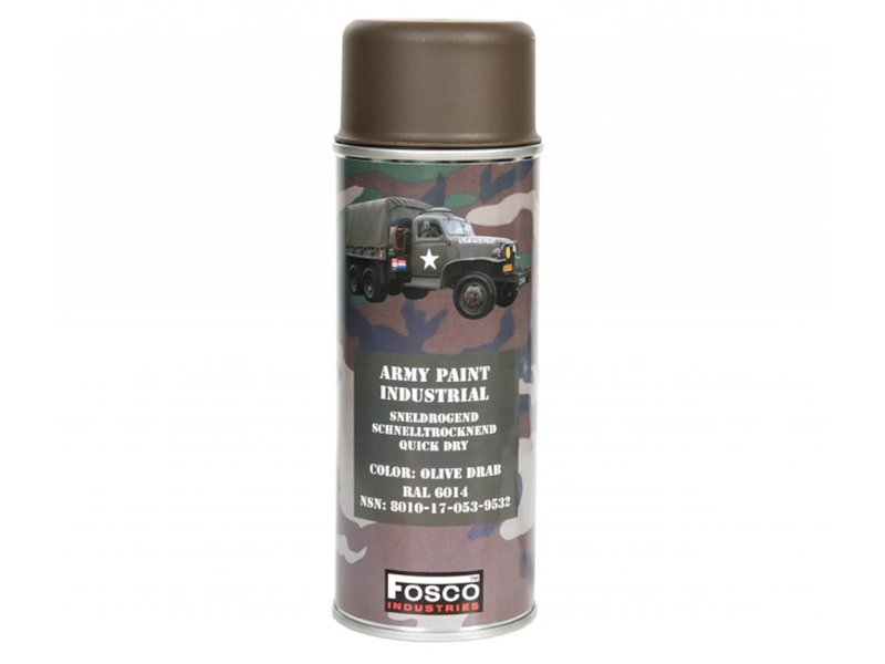 Fosco Spuitbus US Olive 400ml
