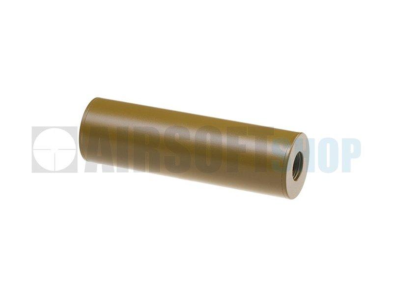 APS 110mm Silencer Black CCW (Dark Earth)