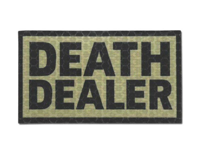 KAMPFHUND Death Dealer Patch (Tan) (Gen I)