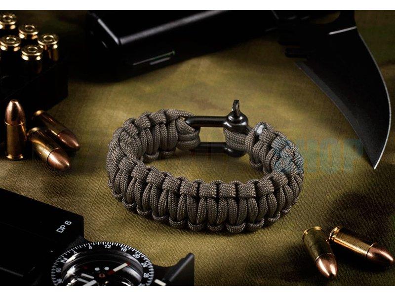Invader Gear Shackle Bracelet (Army Green)