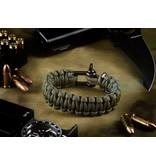 Invader Gear Shackle Bracelet (Olive Drab)