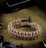 Invader Gear Shackle Bracelet (Desert Camo)