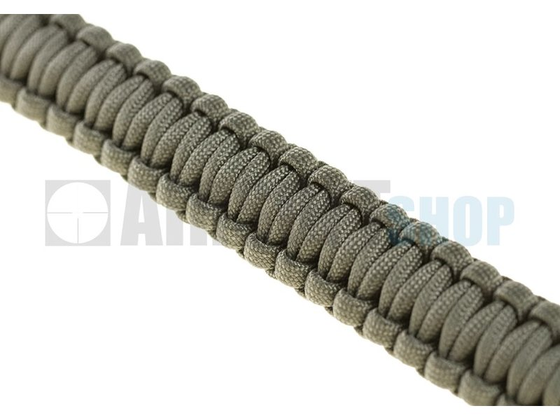 Invader Gear Paracord Bracelet (Dark Grey)