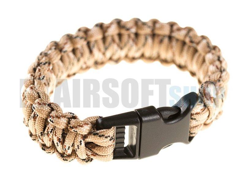 Invader Gear Paracord Bracelet (Desert Camo)