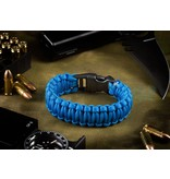 Invader Gear Paracord Bracelet (UN Blue)