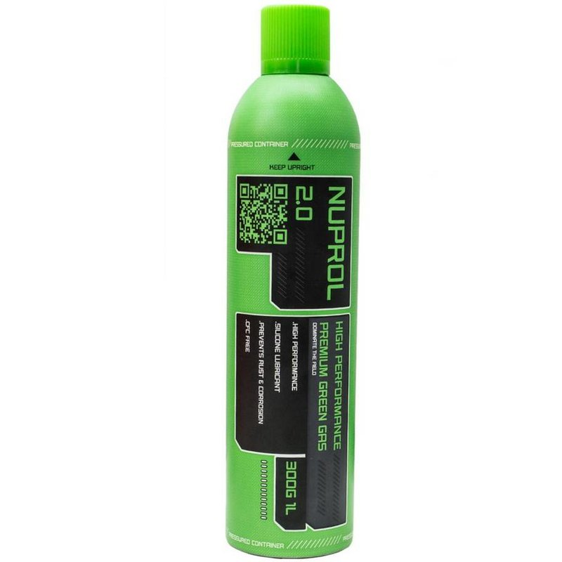 WEEU Nuprol 2.0 1000ml Premium Green Gas