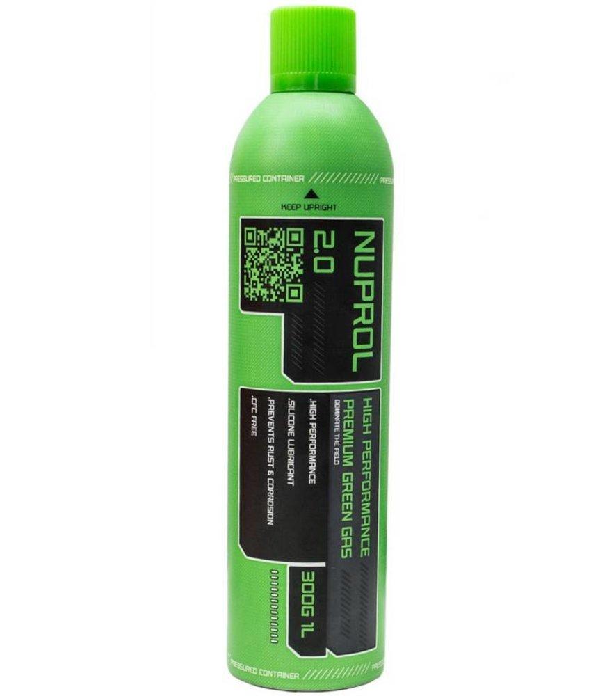 WEEU Nuprol 2.0 1000ml Premium Green Gas