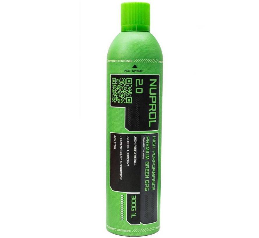 Nuprol 2.0 Premium Green Gas
