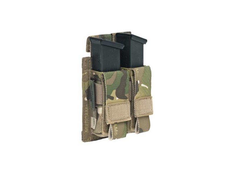 Warrior Double Direct Action Pistol Pouch (Multicam)