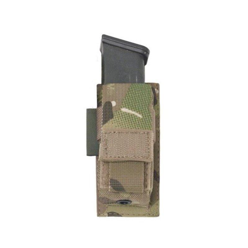 Warrior Single Direct Action Pistol Pouch (Multicam)