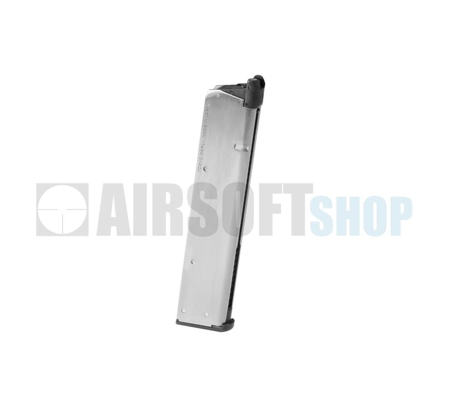 M1911 Government Extended Chrome GBB Mag