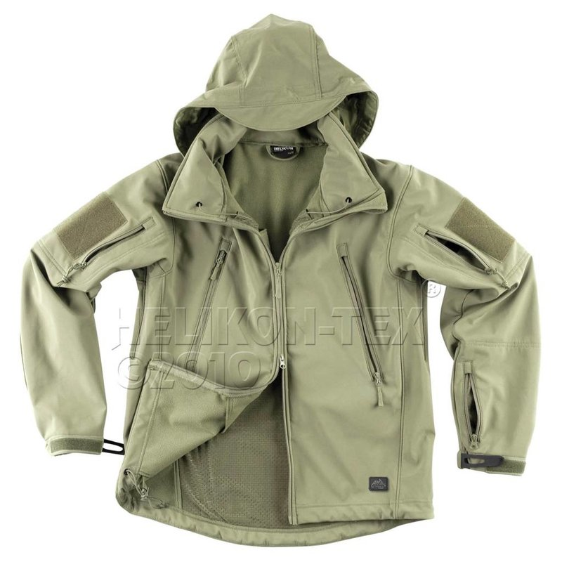 Helikon Gunfighter Jacket (Olive Green)