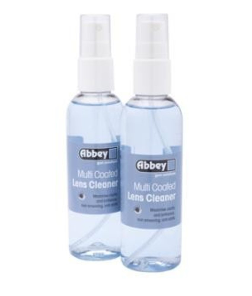 Abbey Lens Clean Spray