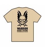Warrior T-Shirt Tan