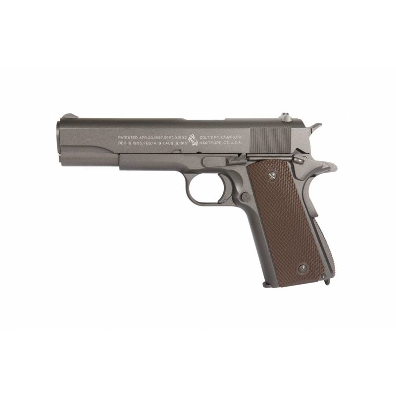 KWC 1911 A1 Full Metal CO2