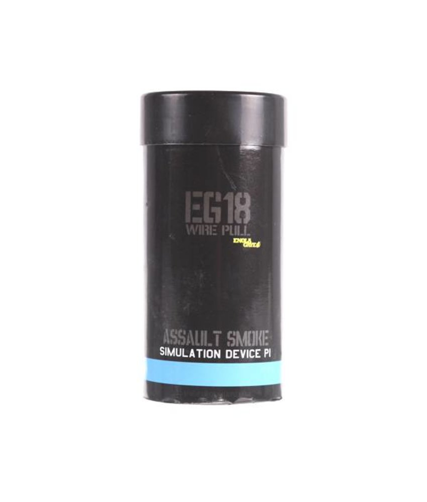 Enola Gaye EG18 High Output Blue Smoke