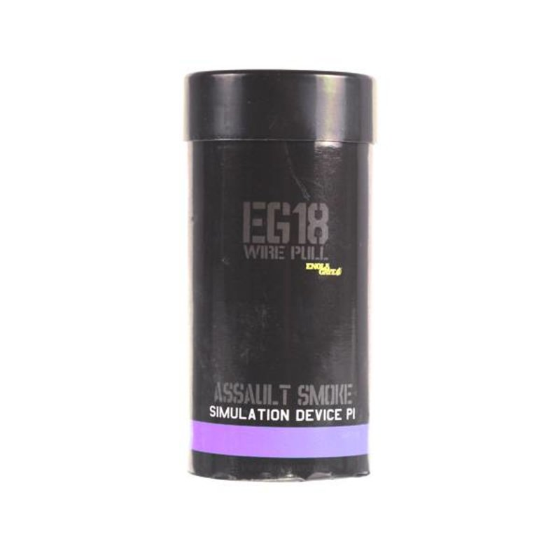 Enola Gaye EG18 High Output Purple Smoke