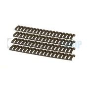 G&G Ladder Rail Protector Set (Olive Drab)