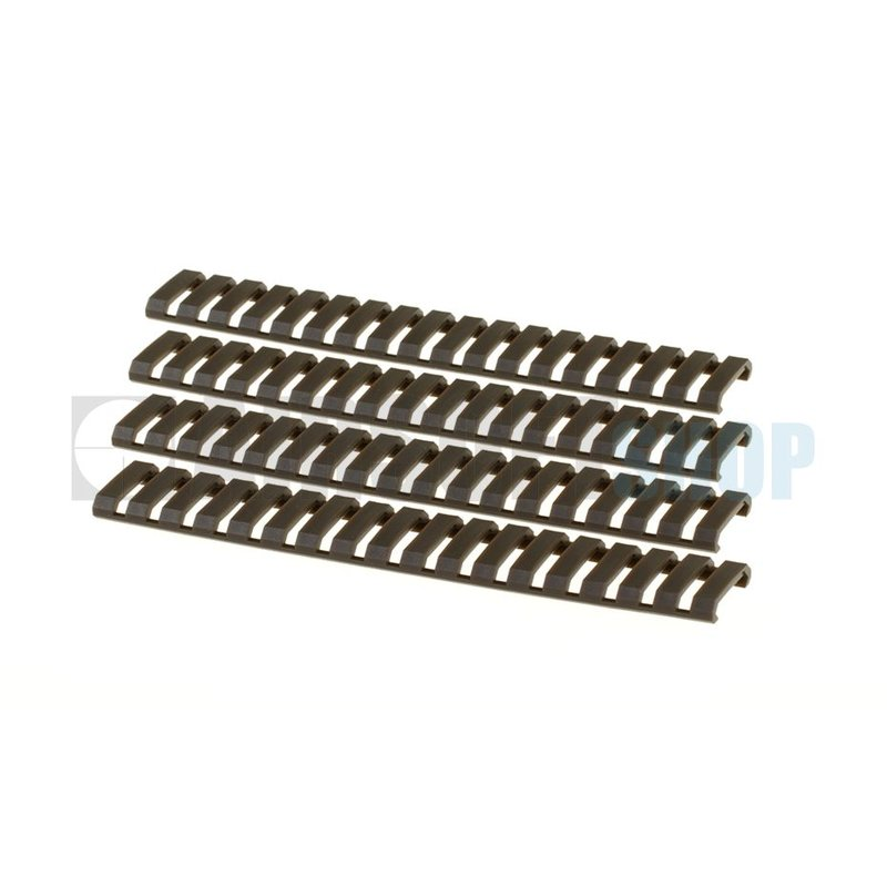 G&G Ladder Rail Protector Set (Olive Drab)