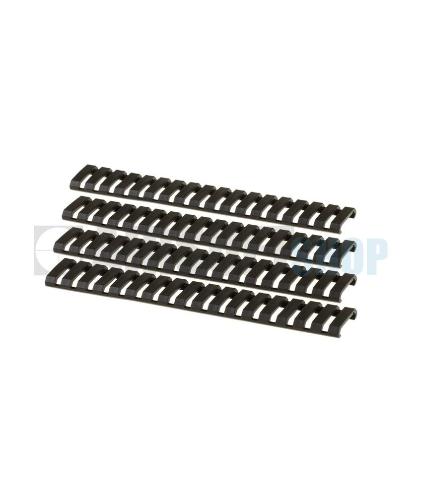 G&G Ladder Rail Protector Set (Black)