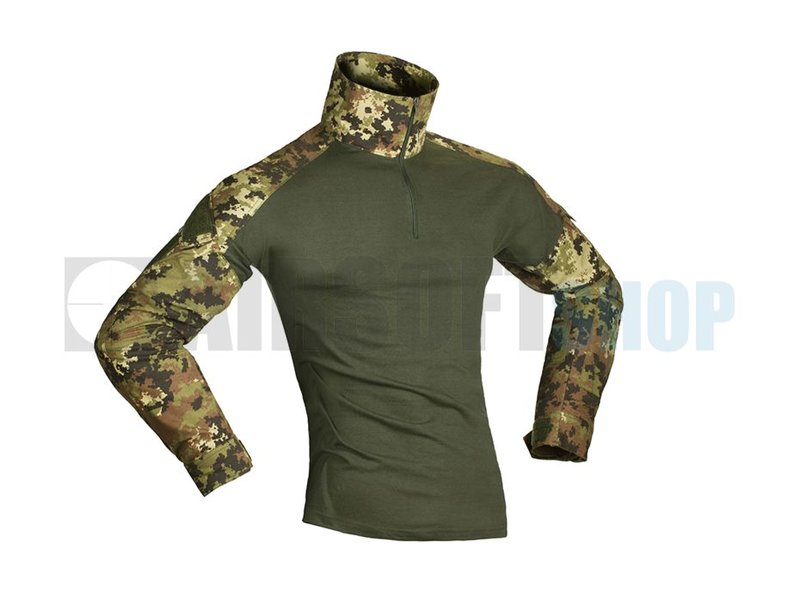 Invader Gear Revenger Combat Shirt (Vegetato)