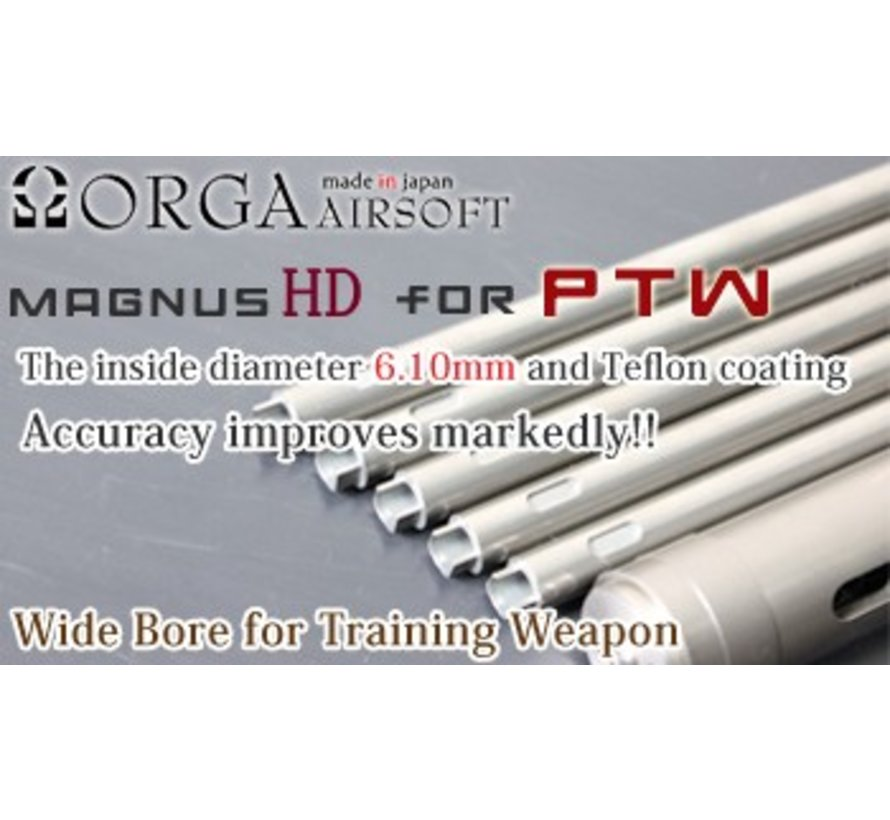 Magnus 6.10mm 448mm Inner Barrel for PTW