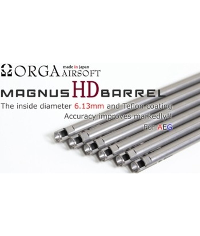 Orga Magnus HD 6.13mm AEG Inner Barrel (433mm)