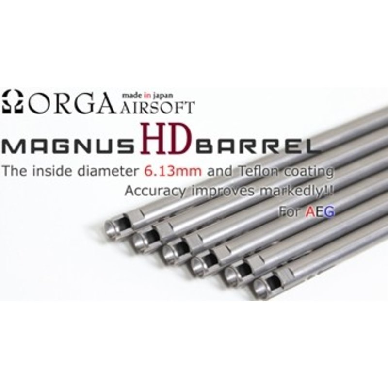 Orga Magnus HD 6.13mm AEG Inner Barrel (500mm)