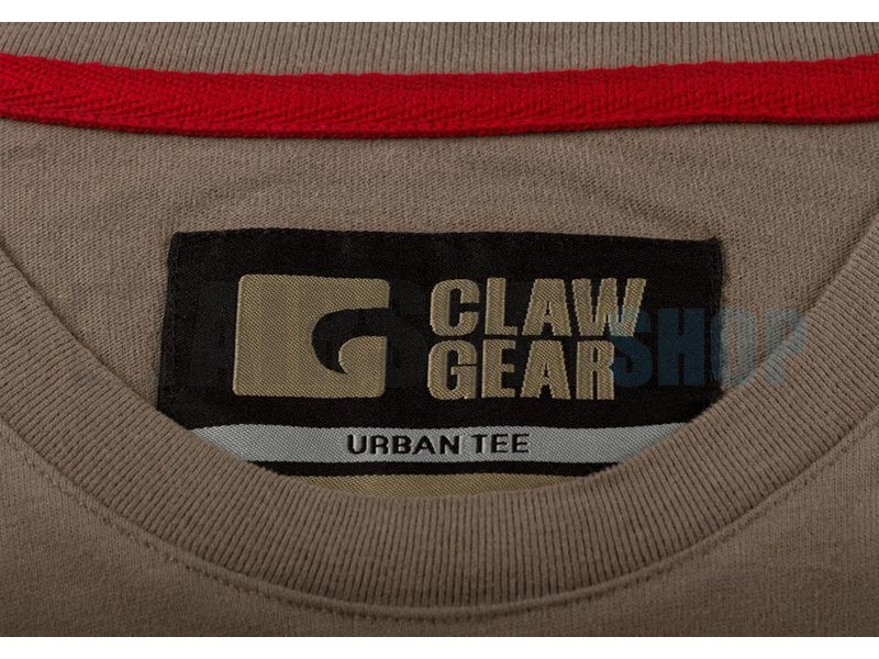 Claw Gear T-Shirt Dark Earth